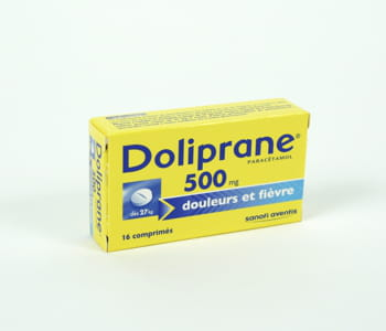 le doliprane.