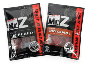 mr. z original et peppered