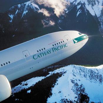 cathay pacific, 3e meilleure compagnie aérienne d'après le classement établie
