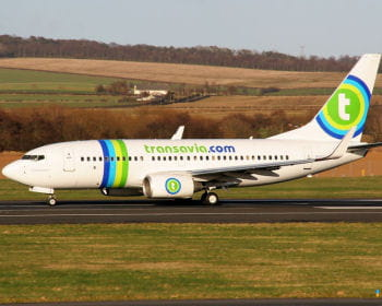 transavia est la compagnie low cost d'air france