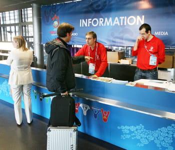 5.000 bénévoles doivent participer à l'organisation de l'euro 2008.