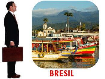 le brésil tire la croissance de son continent