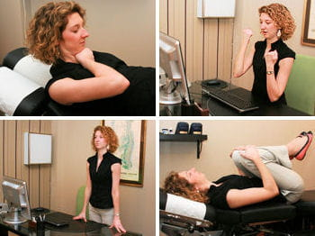 migraines, nuque tendue, épaules crispées, maux de dos...les exercices pour se