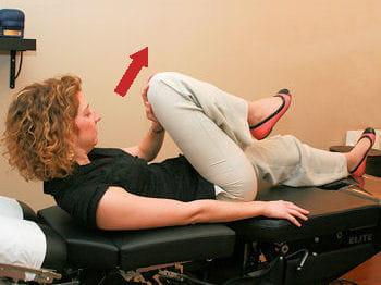 lutter contre les maux du bas dudos implique un peu de tonification musculaire