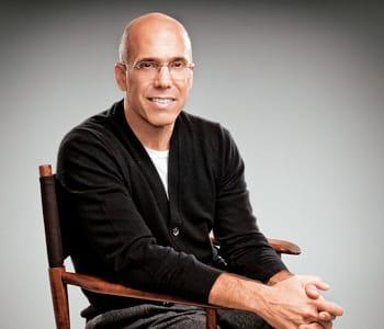 jeff katzenberg, fondateur et pdg de dreamworks.