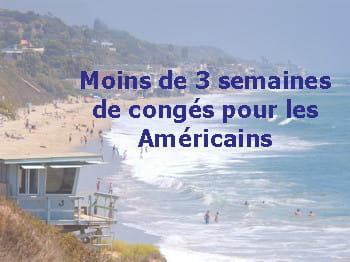 pas sûr que les américains passent beaucoup de temps sur les plages