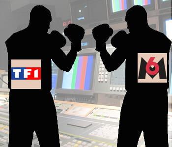 tf1 vs m6.