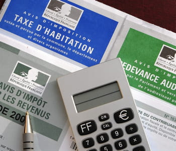 les impôts et taxes acquittés par l'elysée sont essentiellement locaux.