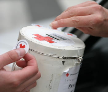 les dons de l'elysée sont en baisse en 2008 par rapport à 2007.