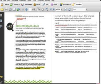 collaborer et partager ses pdf en ligneavec acrobat.com