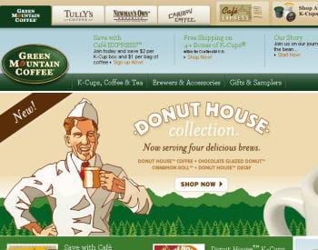 greenmountaincoffee.com