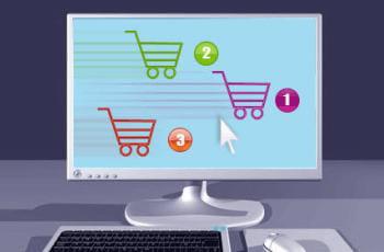 les 20 plus fortes croissance de l'e-commerce américain