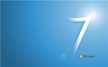 le logo windows 7