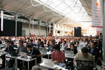 la compétition de start-up, au web'09