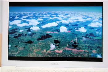 la bande annonce du film 'up in the air' sur macbook.