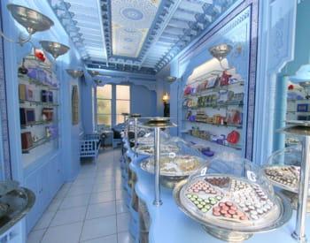 l'enseigne masmoudi compte un magasinà paris.