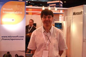 alfonso castro est directeur de la stratégie interopérabilité de microsoft