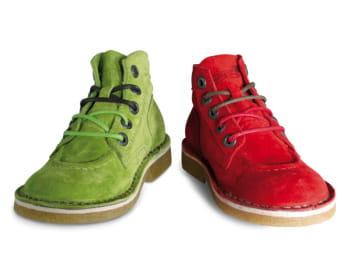 les chaussures kick legend de kickers.