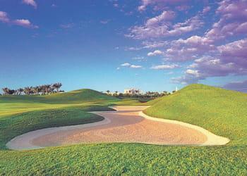 golf away propose un séjour pour assister à la compétition 'race to dubaï' en