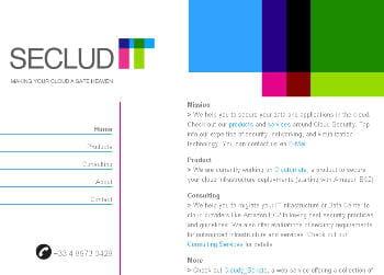 seclud it sécurise applications et infrastructures en cloud