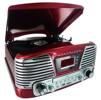 tourne-disques radio cd encodeur