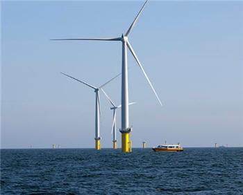 les danois ont surclassé depuis peu le célèbre parc éolien offshore anglais