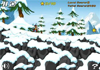 copie d'écran du jeu sur internet