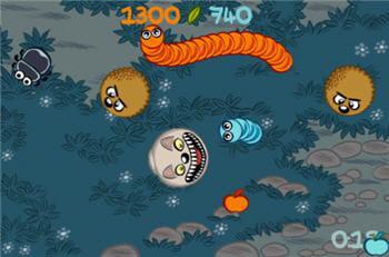 copie d'écran du jeu présentée sur itunes.
