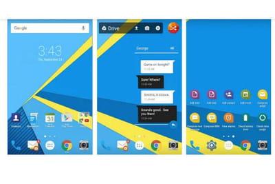 Une pluie d'apps Android pour BlackBerry Priv dans le PlayStore