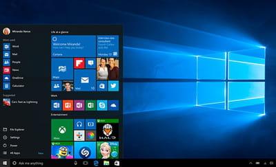 Windows 10 : les dernières informations