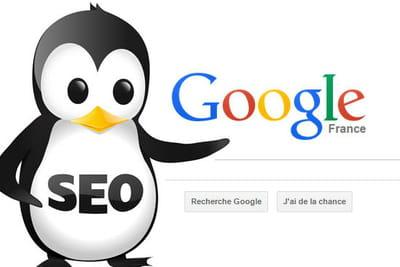 Mouvements dans les résultats de Google, mais pas liés à Penguin