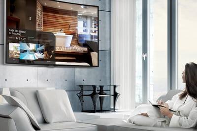 Les in-room technologies, arme de différenciation massive d'AccorHotels
