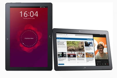 "Ubuntu présente son ""terminal convergé"", l'Aquaris M10, mi-tablette mi-desktop"
