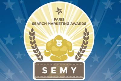 Search Marketing : SMX Paris lance ses premiers Semy Awards