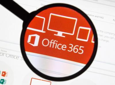 Microsoft Office 365 au crible