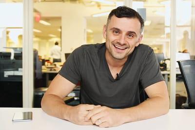 """Gary Vaynerchuk (VaynerMedia):""""Snapchat est la seule plateforme à avoir une pénétration aussi forte sur toute une génération"""""""