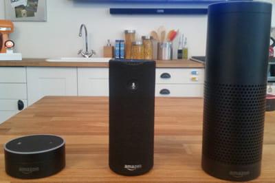 Echo, l'objet connecté d'Amazon, continue d'évoluer