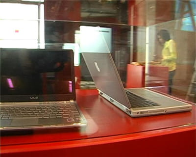 ordinateurs portables de notre époque