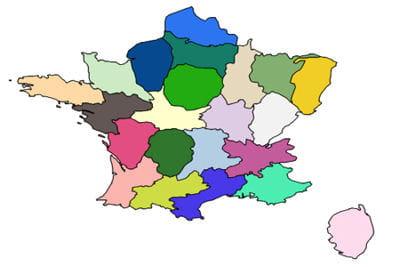 salaire des cadres les cartogrammes des r 233 gions de selon l 233 conomie jdn