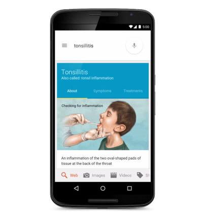 santé google kg