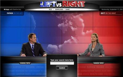 les élections américaines enflamment la toile