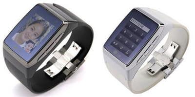 une montre un peu massive, avec un écran de 3,6cm.