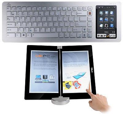 l'eee keyboard et un tout nouveau prototye