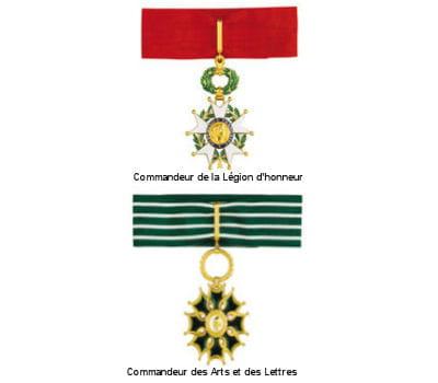 pierre gadonneix a été promu commandeur de la légion d'honneur en 2007.
