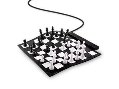 jeu d'échec à tapis flexible