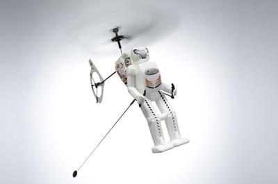 robot volant radio guidé