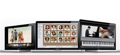 les nouveaux mac book pro conservent l'élégance de leurs ancêtres