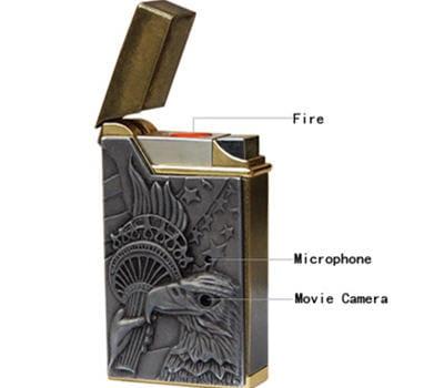 un objet discret uniquement si l'on fume ...