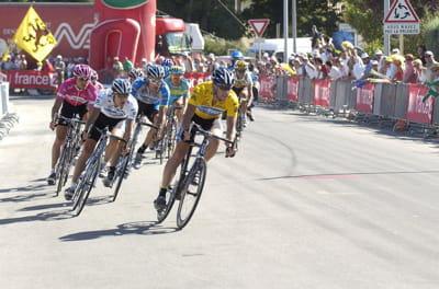 tour de france 2005: étape 17, pau -revel (20 juillet 2005)