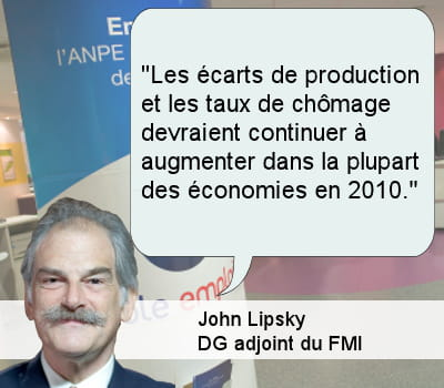 john lipsky, directeur général adjoint du fmi.